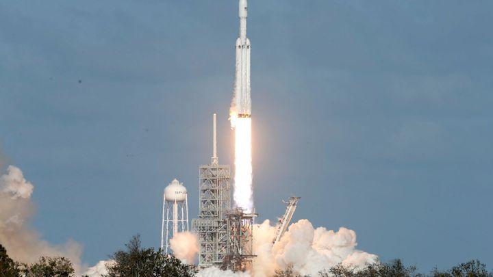 Start Falconu Heavy byl neskutečný moment. Sci-fi se prolnula s realitou, líčí odborník