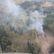 Fotky: Jako sopka. Co zbylo na Zlínsku po výbuchu tun munice