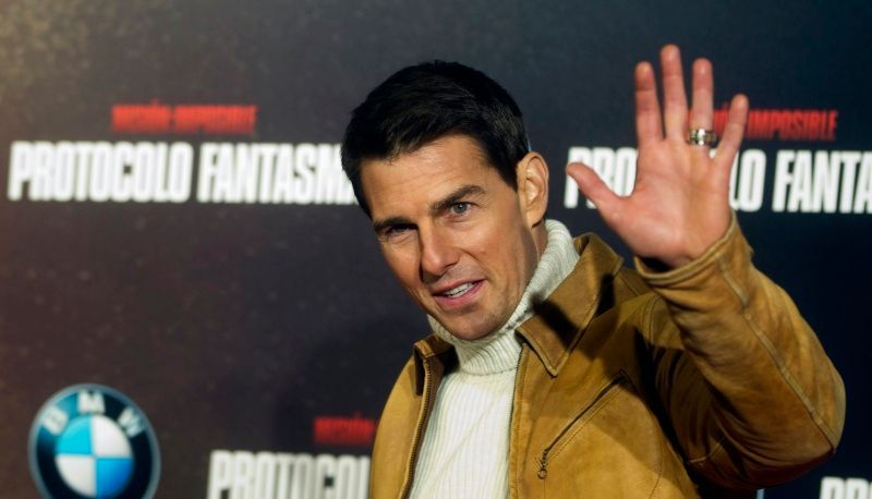 Premiéra filmu Mission Impossible - Tom Cruise