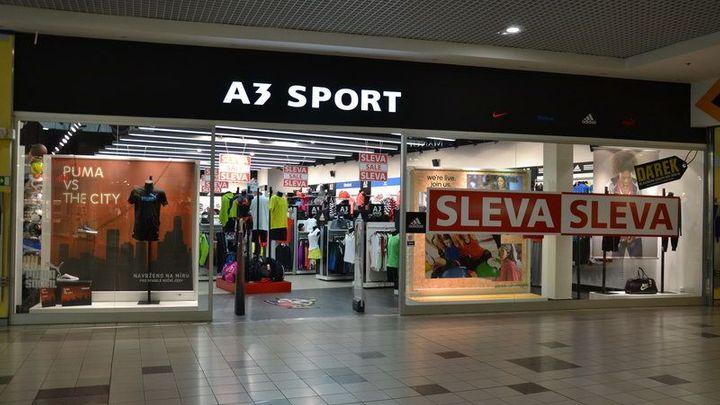 Český řetězec se sportovním oblečením míří do Německa