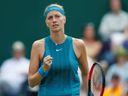 Rozjetá Kvitová je v Birminghamu opět ve finále, vyzve ji Rybáriková, která vyřadila Strýcovou