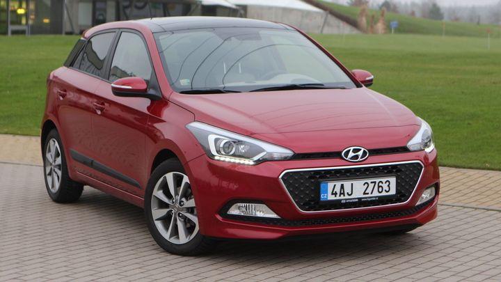 Otestovali jsme nový Hyundai i20. Právě přichází do Česka