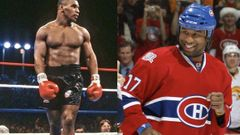 Mike Tyson, Georges Laraque