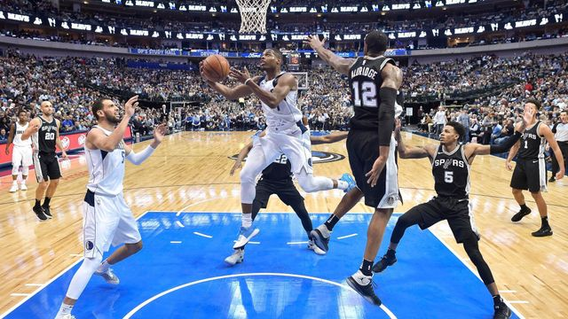 Dallas Mavericks (Dennis Smith Jr) vs San Antonio Spurs