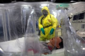 Minister: Czech Rep is ready for possible Ebola outbreak