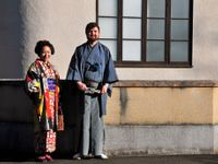 V Japonsku jsem pořád cizinec, moje žena musí každý rok psát, že jsem hodný manžel, říká japanolog