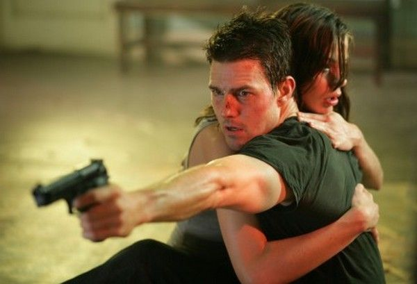 Mission: Impossible III.