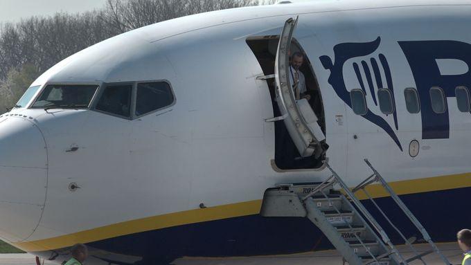 Opuštěné Pardubické letiště hlásí úspěch: Získalo linky WizzAir do Kyjeva a Lvova