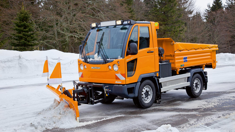 Vozy značky Multicar zvládnou práce téměř jakéhokoli druhu.