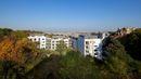 Na trh s drahými nemovitostmi se snaží proniknout i některé developerské společnosti, které dosud cílily především na střední třídu. Loni vstoupila do této části trhu společnost Central Group pražským projektem Rezidence Park Nikolajka (na fotografii).
