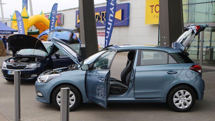 Hyundai v jámě lvové. V Mladé Boleslavi srovnává fabii a i20