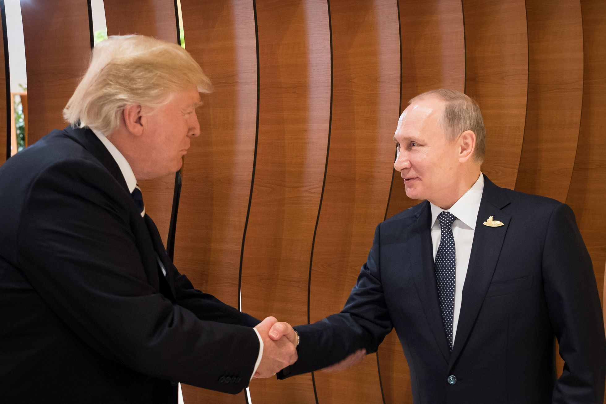 Summit G20-Putin, Trump