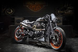 Finalisté Harley-Davidson Battle of Kings