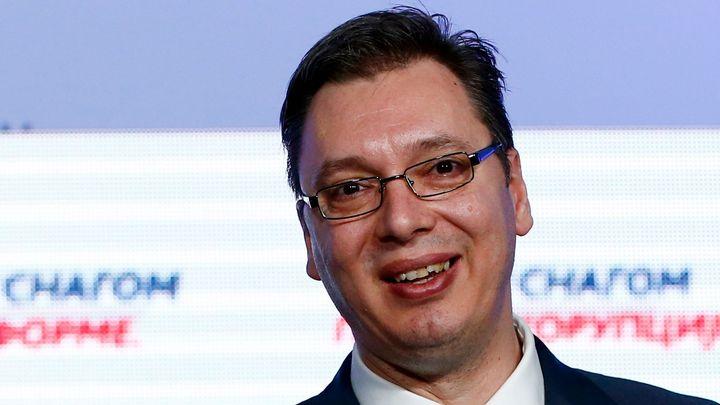 Srbský prezident a premiér se dohodli na prezidentské kandidatuře, do boje půjde Vučič