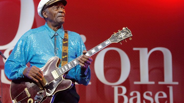 Posmrtné album Chucka Berryho vyjde v červnu, jde o novou desku po téměř 40 letech