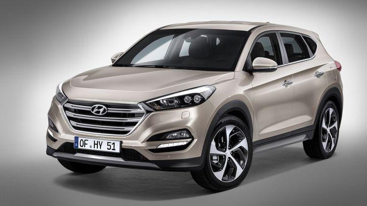 SUV Hyundai ix35 vyráběné v Česku se přejmenuje na Tucson