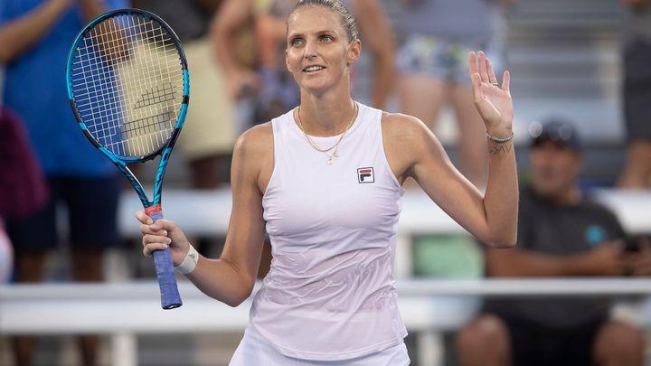 Plíšková je v Indian Wells jedničkou, Siniakovou čeká Clijstersová; Zdroj foto: Reuters