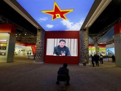 """""""Digitální leninismus"""" jako čínská Pátá modernizace a světlý zítřek lidstva"""