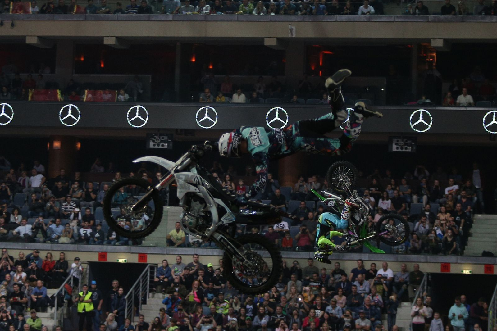 FMX Gladiators Games 2018