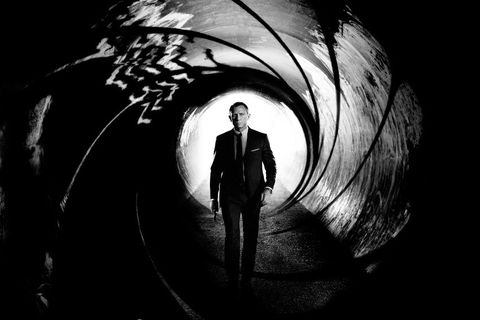 Bond Save the Queen. Potřiadvacáté ve Skyfall