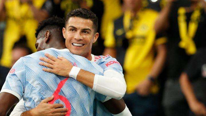 Ronaldo skóroval i v LM, ale United v Bernu prohráli. Salcburk zahodil dvě penalty; Zdroj foto: Reuters