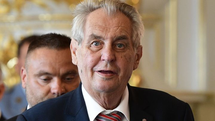 Bartík stvořil o prezidentovi chiméru smrti a nařkl ho z podvodu na voliče, píše soud