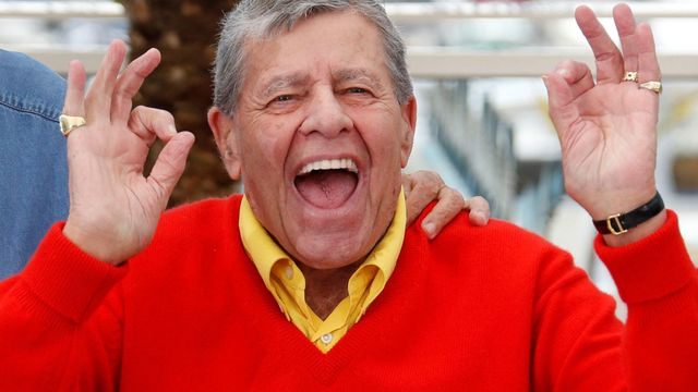 Jerry Lewis.