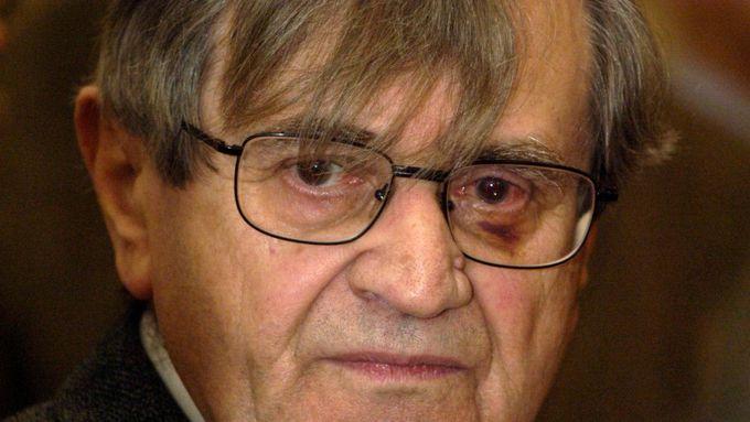 Ve věku 89 let zemřel historik Jan Křen, odborník na česko-německé vztahy