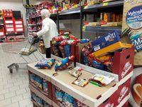 Foto: Kaufland v rozkladu. Vydejte se na dobrodružnou cestu prodejnou