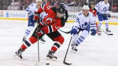 NHL: Toronto Maple Leafs at New Jersey Devils, Pavel Zacha