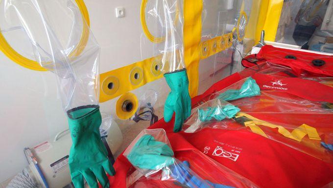 On-line: Zda je pacientka z Bulovky nakažená koronavirem, bude známo ještě dnes