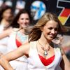 Grid girls na Circuit of the Americas