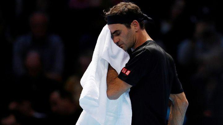 Senzace na Turnaji mistrů. Federera nepustil do finále řecký debutant