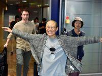Do Česka přijela čínská disidentka Liou Sia. Vdova po nobelistovi poděkovala Havlovi