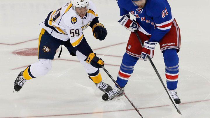 Šance hvězdného Nashe na premiérový Stanley Cup vzrostly. Útočník Rangers míří do Bostonu
