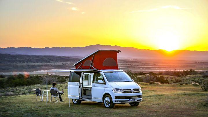 S Volkswagenem California v Kalifornii: Ikona slaví 30 let na místě, které je pro ni jako stvořené