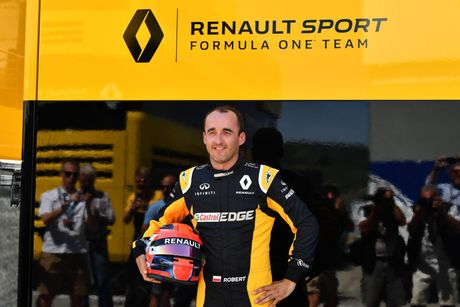 Robert Kubica - Williams?