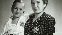 Woman in Holocaust photo tracked after 70 years