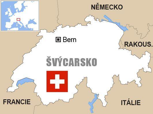 Výsledek obrázku pro svycarsko mapa