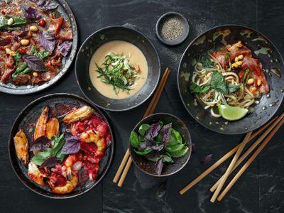 Pravé asijské jídlo si připravíte i doma v Česku. Šéfkuchař prozradil recepty i fígle