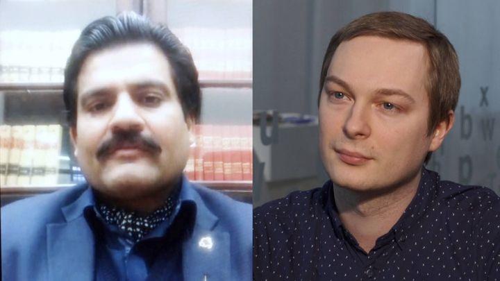 DVTV 7. 2. 2018: advokát Terezy H. v Pákistánu; Radim Hejduk