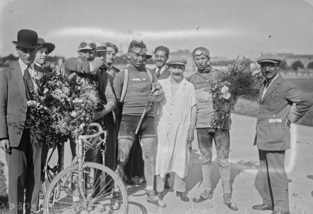 Ottavio Bottecchia na Tour de France 1924
