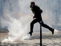 Žluté vesty znovu pochodovaly Paříží, k vyhořelé Notre-Dame je policie nepustila