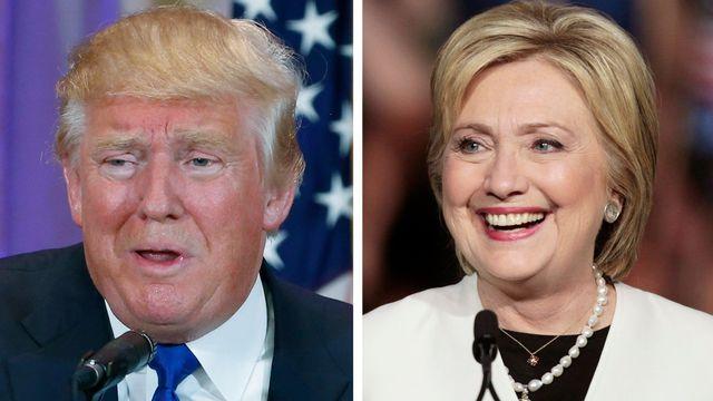 Trump v důležitých státech vede. Celkově má nepatrně navrch ... 9f4adf37576