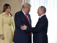 Co Trump slíbil? Ve Washingtonu roste nervozita kvůli Putinovu návrhu na referendum na Donbasu