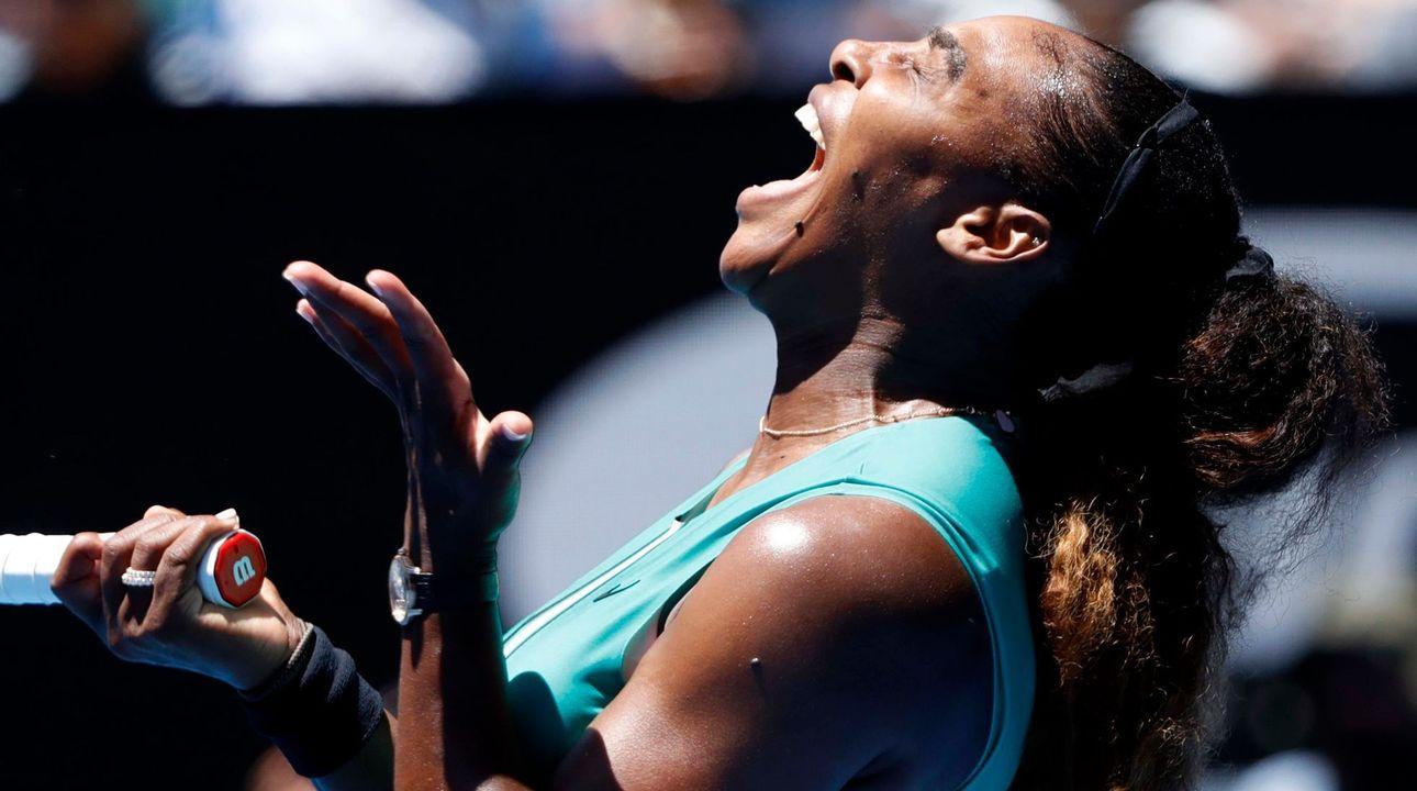 Podvrknutí při mečbolu nastartovalo úchvatný obrat. Plíšková porazila Williamsovou a je v semifinále