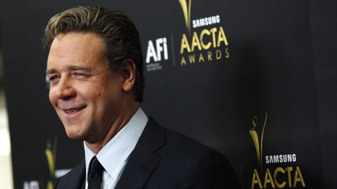 Australian Academy Of Cinema And Television Arts Awards - Russell Crowe