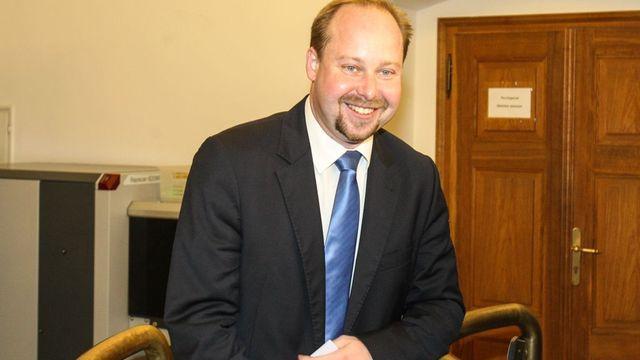 Poslanec ČSSD Jeroným Tejc patří mezi největší kritiky svého předsedy  Bohuslava Sobotky. f5fe5e1bab