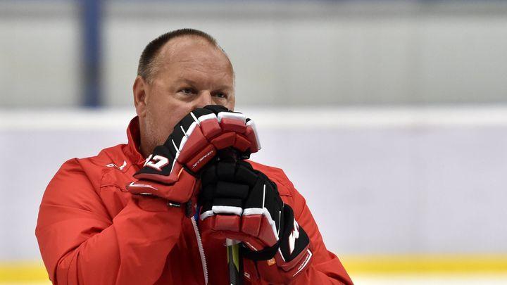 Zemřel bývalý hokejový reprezentant Ladislav Lubina. V 54 letech podlehl rakovině; Zdroj foto: ČTK