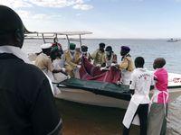 Na Viktoriině jezeře se potopil přetížený trajekt, počet obětí stoupl na 207